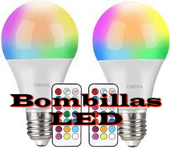 Bombillas LED