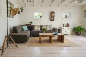 decoracion salon moderno