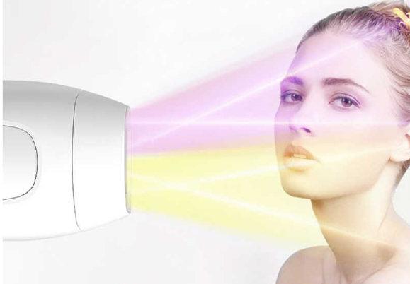 Espectro de la luz pulsada