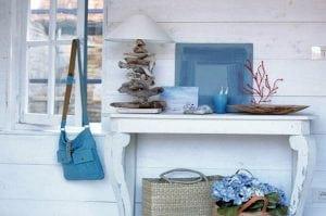 Decoración para casa de playa