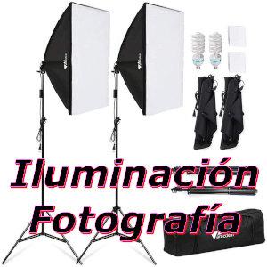 ILUMINACIÓN FOTOGRAFIA