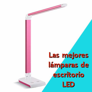 lampara led de escritorio
